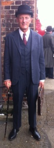 Tony Pankhurst 1920 business gentleman
