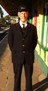 Tony Pankhurst 1920 period porter