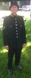 Tony Pankhurst period police sargent
